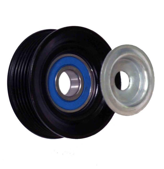 Engine Idler Pulley Nuline EP026 Sparesbox - Image 1