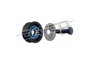 Engine Idler Pulley Nuline EP046 Sparesbox - Image 1