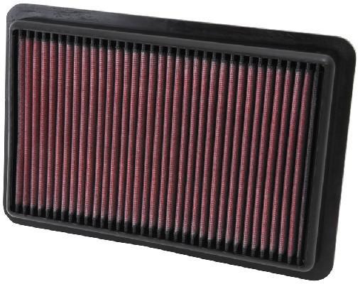 K&N Hi-Flow Performance Air Filter 33-2480 Sparesbox - Image 1