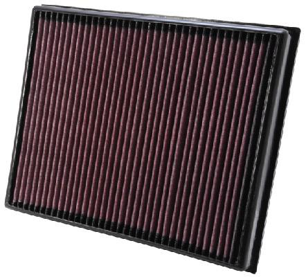 K&N Hi-Flow Performance Air Filter 33-2983 Sparesbox - Image 1