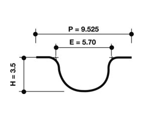 Dayco Timing Belt 941037 Sparesbox - Image 11