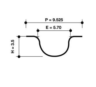 Dayco Timing Belt 94269 Sparesbox - Image 11
