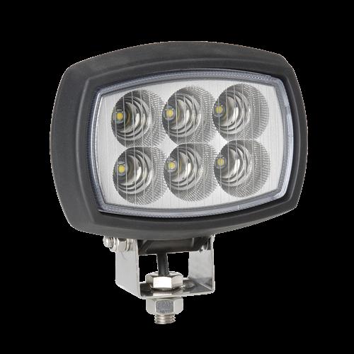 Narva LED Work Lamp Flood Beam 4800 Lumens 72457 Sparesbox - Image 11