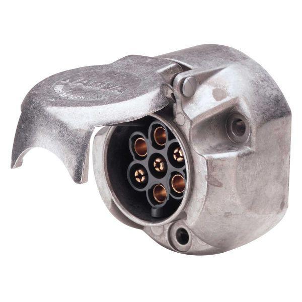 Narva Trailer Plug 7 Pin Large Round Metal (25Pk) 82062/25 Sparesbox - Image 11